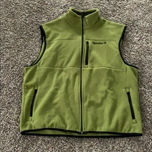 Timberland fleece vest